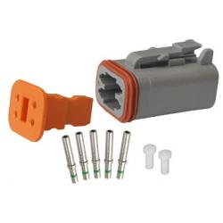 DT Plug repair packs (14-18 AWG applications)