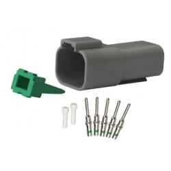 DT Receptacle repair packs (14-18 AWG applications)