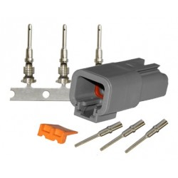 DTP Receptacle repair packs (10-14 AWG applications)