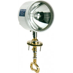 DHR 210 cabin control with solid brass handle