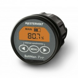 Battery monitor BattMan Pro