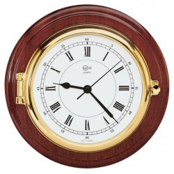Quartz clock Captain series 1587MS