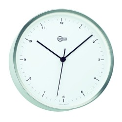 Quartz clock Steel 617M