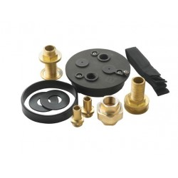 Interconnection kit for twin tank installation
