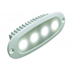 Oval Recessed Mount Spreader LED Light