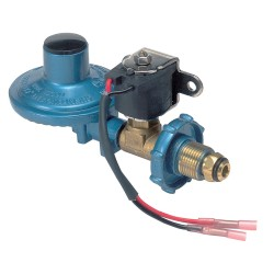Solenoid valve & regulator kit