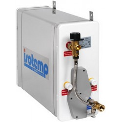 Water heater Slim square 16L 230V<br/>750W with mixing valve<br/>