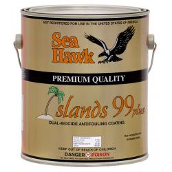 Anti-fouling Islands 99 Plus Blue<br/>1 gallon<br/>