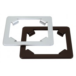 Thruster panel adapter plate<br/>to replace BPS/BPJ panels with new<br/>BPSE/BPJE panels