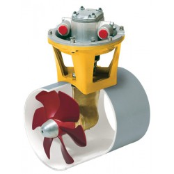 Thruster bow hydraulic 95 kgf<br/>includes hydro motor 60 kW tunnel<br/>Dia. 185 mm