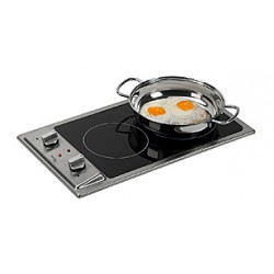 Cooker Electric Touch Ctrl<br/>4 surface 220V Vitoceramic<br/>1200W-1200W-1700W-1800W