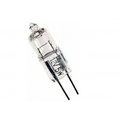 Miniature halogen lamps