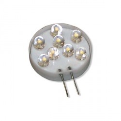 LED G4 Bulb w/ radial leads 90ª radiation of light