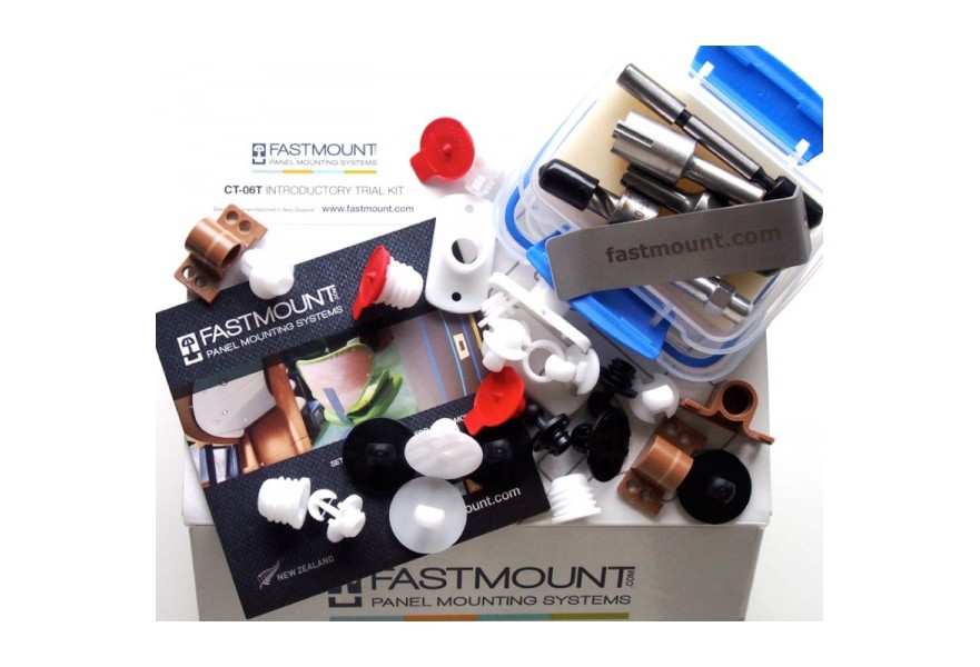 Introductory Trial Kit Complete with Clips & Tools