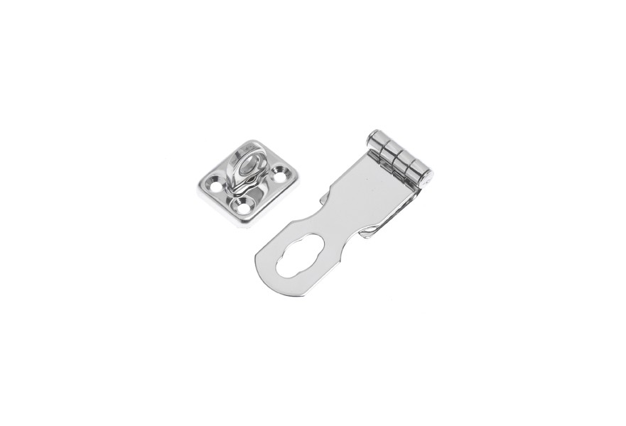 Safety-Hasp with Turnlock