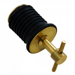 Bung expanding 23 - 25 mm Brass/<br/>rubber with pin<br/>