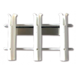 Tasman Triple Rod Holder