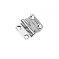 Hinge lift off 37 x 36 mm offset<br/>right hand SS304 electro polished<br/>