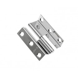 Hinge lift off 55 x 35 mm SS304<br/>right hand electro polished<br/>