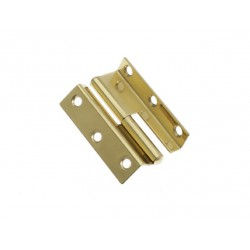 Hinge lift off 55 x 32 mm Brass<br/>right hand polished<br/>