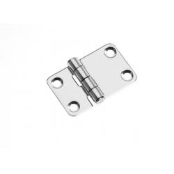 Hinge 37 x 58 mm SS316 electro<br/>polished<br/>