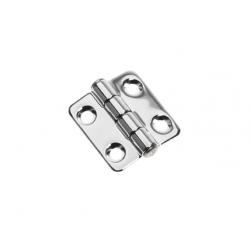 Hinge 40 x 38 mm SS316 electro<br/>polished<br/>