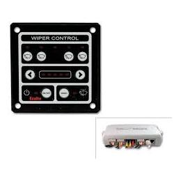 Wiper control CT2N for 8 wiper with<br/>3 button panel 12/24<br/>