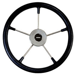 "<span class=""tooltip"">Steering wheel KS32Z Dia. 320 mm<br/>SS316 spoke, cap & rim with Black<br/>PU foam layer (suitable for... 								<span class=""tooltiptext""> 									Steering wheel KS32Z Dia. 320 mm SS316 spoke, cap & rim with Black