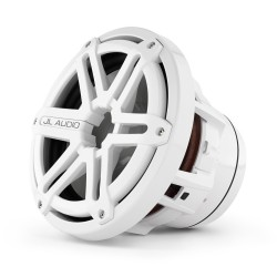 "Subwoofer 12"" M12IB6-SG-WH White<br/>Sport grille (single unit)<br/>"