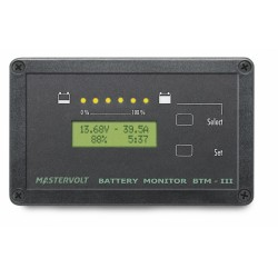 Masterlink BTM III battery monitor