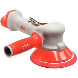 Elite series air powered random orbital sander