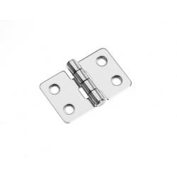 Hinge 39 x 60 mm SS316 electro<br/>polished<br/>