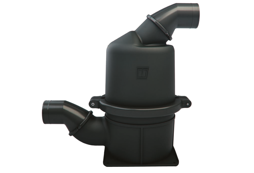 Heavy duty waterlocks HPW