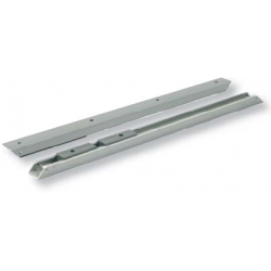 Sliding system for tables slides<br/>185 mm with 07.03.0006, 07.03.0007<br/>& 125 mm with 07.03.0079