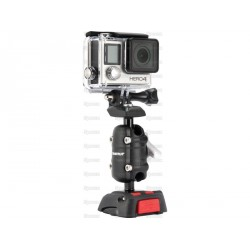 Rokk mini top plate for GoPro,<br/>Garmin Virb X & XE<br/>