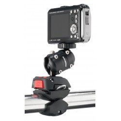 "Rokk mini top plate for 1/4"" thread<br/>camera<br/>"