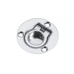 Handle lift Dia. 50 mm SS304<br/>electro polished with retrogressive<br/>spring