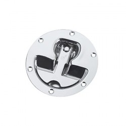 Handle lift Dia. 120 mm SS316<br/>electro polished (cut out Dia. 90 -<br/>92 mm)