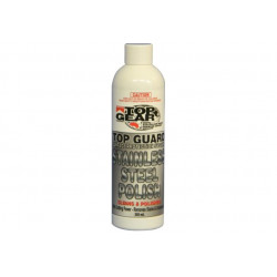 Stainless steel metal cleaner & polish
