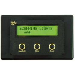 Display Master Unit Nav. Light
