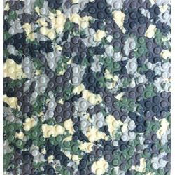 "Seadek Army Camo 5 mm 40"" x 80""<br/>embossed non-skid marine decking Sheet<br/>"