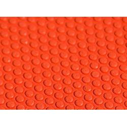 "Seadek Sunset Orange 5 mm 40"" x 80""<br/>embossed non-skid marine decking Sheet<br/>"