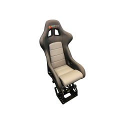 S2H Bucket shock mitigation seat