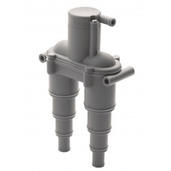 Vent air AIRVENTV 13-32 mm hose<br/>connection with valve<br/>