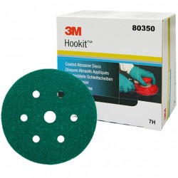 Sanding 245 HK disc P40 grit x50 pc<br/>Dia. 150 mm Hookit series<br/>