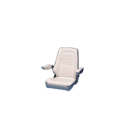 Seat helm Atlantic outdoor<br/>artificial leather upholstery<br/>integrated head rest
