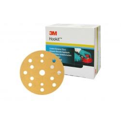 Sanding 255P+ HK disc P80 grit<br/>x500pc Dia. 150 mm 15 holes<br/>Hookit series