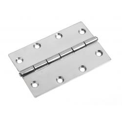 Hinge butt 152.5 x 102 mm heavy<br/>duty SS304 electro polished<br/>