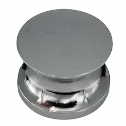 Button polished SS flush fit for<br/>Platinum series iLatch<br/>