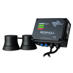 Antifouling protection Sonihull duo<br/>with 2 transducers & 1 control box<br/>
